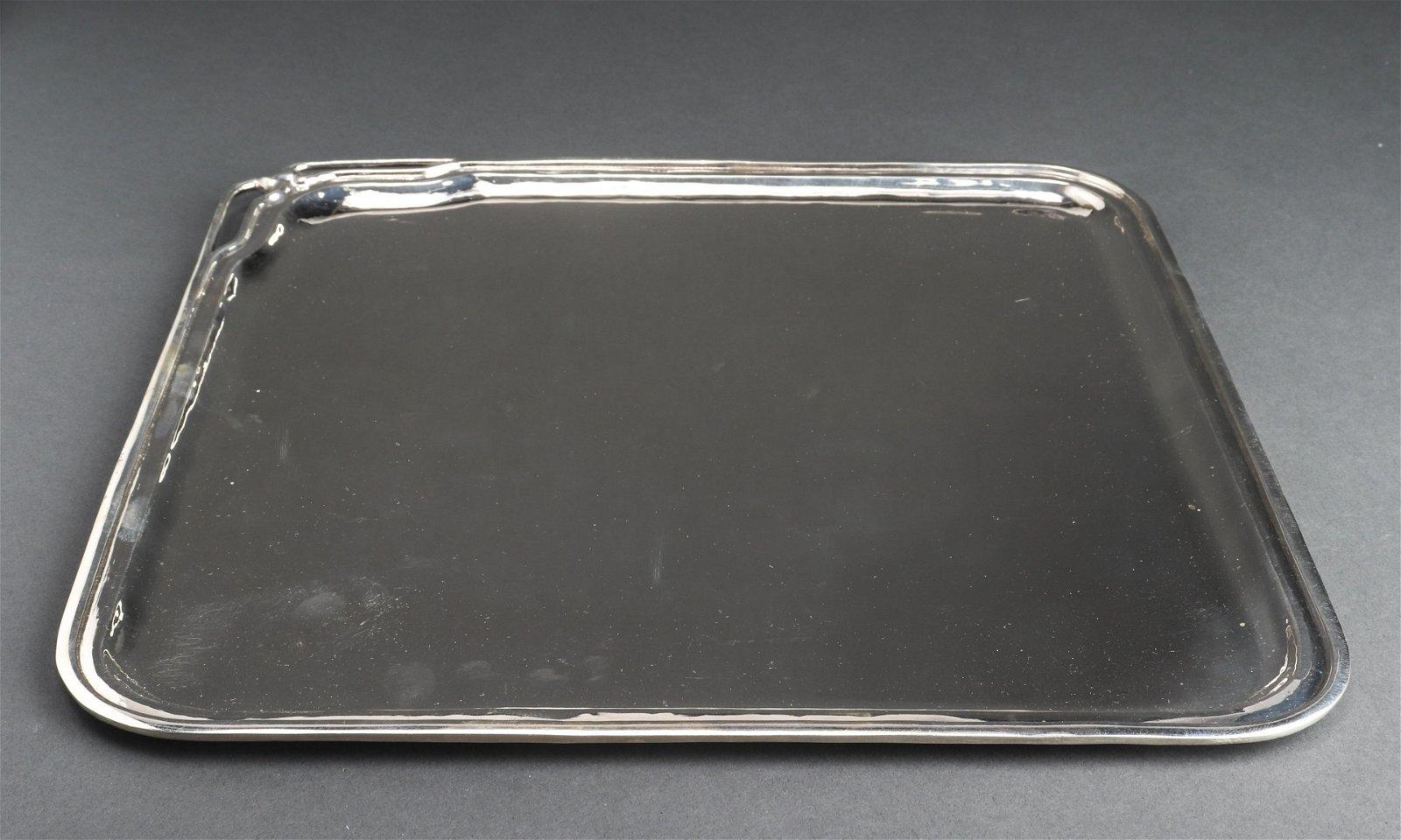 Balyan 900 Silver Serving Tray