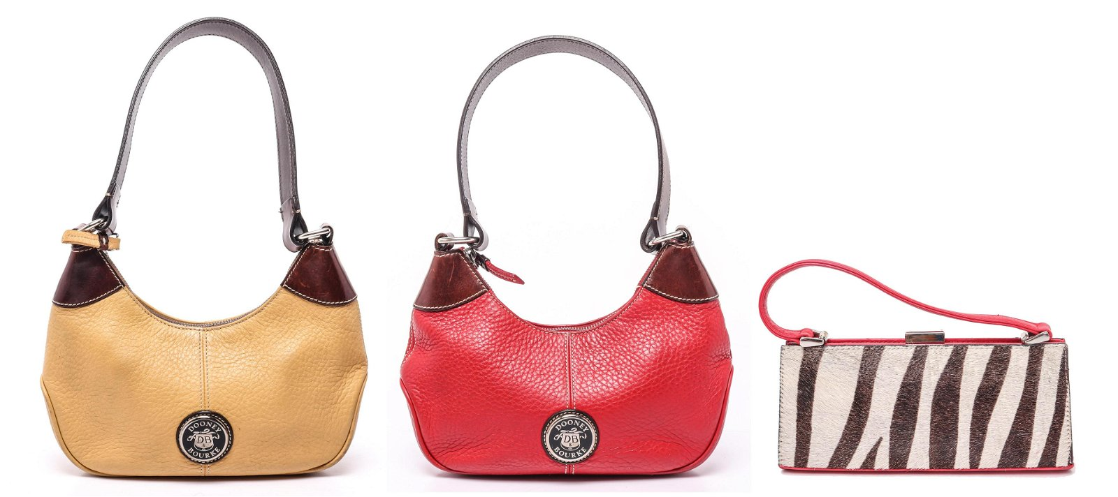 Adrienne Vittadini & Dooney and Bourke Bags, 3