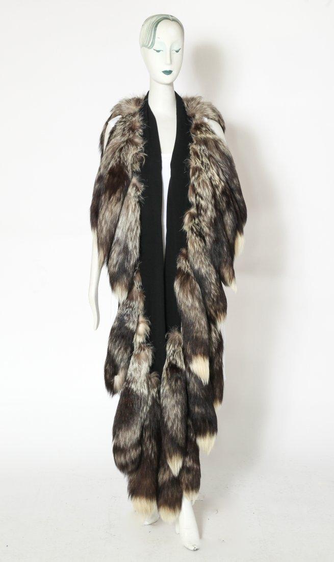 Emeric Partos For Bergdorf Goodman Fur Stole