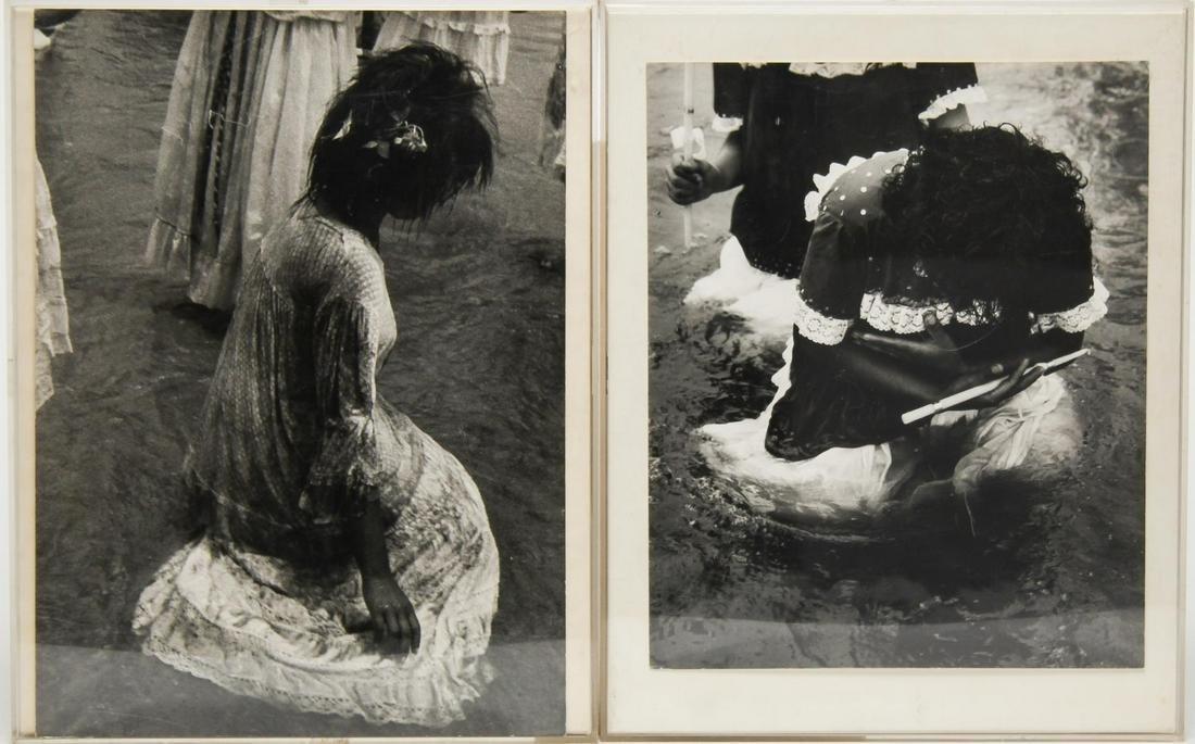 African-American Vintage Photographs, Pair