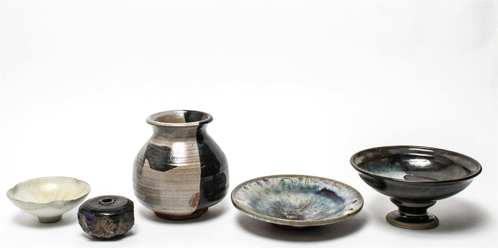 Studio Art Pottery Pieces inc. Gary Dodson, 5