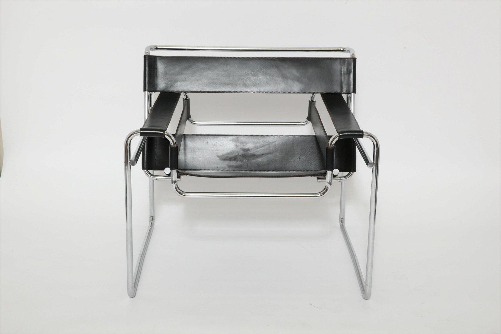 Marcel Breuer Wassily Armchair for Gavina
