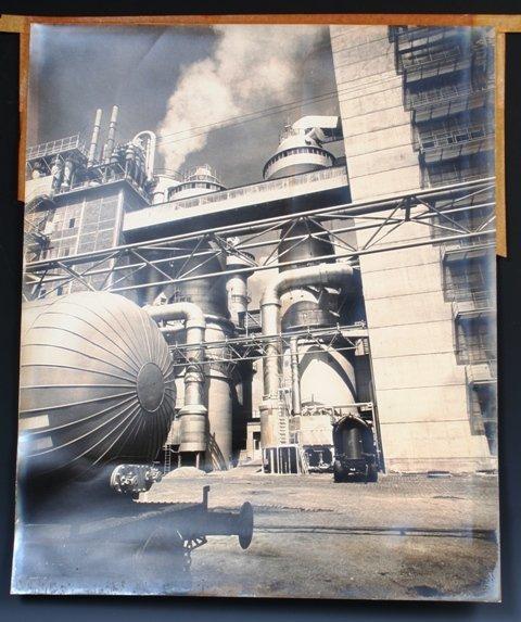 3006: Lot Of Arno Wurbel Industrial Photos 1967