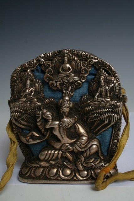 3021: Gau Tibetan Prayer Box