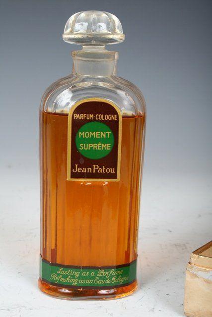 "46: Jean Patou ""Moments"" Perfume c.1930"