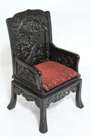 Chinese Chairs For Antique