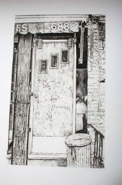1015: Two Michael Kirk Signed Prints