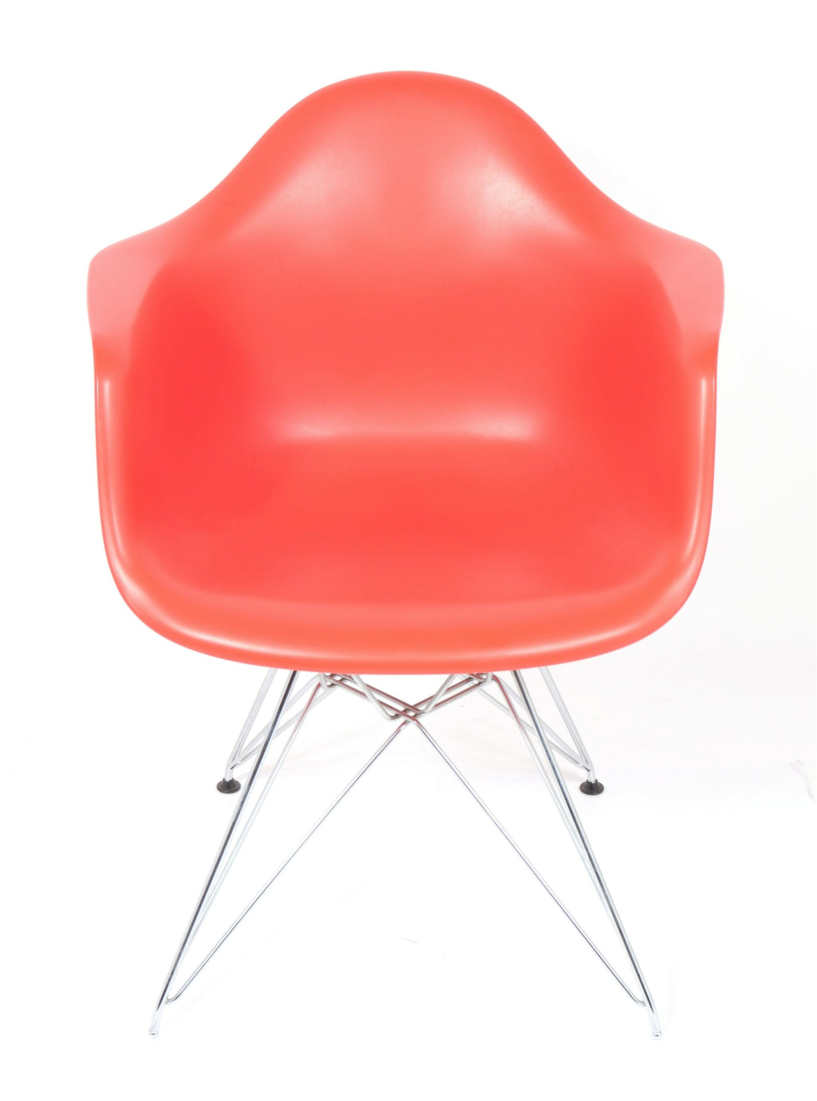 Charles & Ray Eames Molded Plastic Armchair
