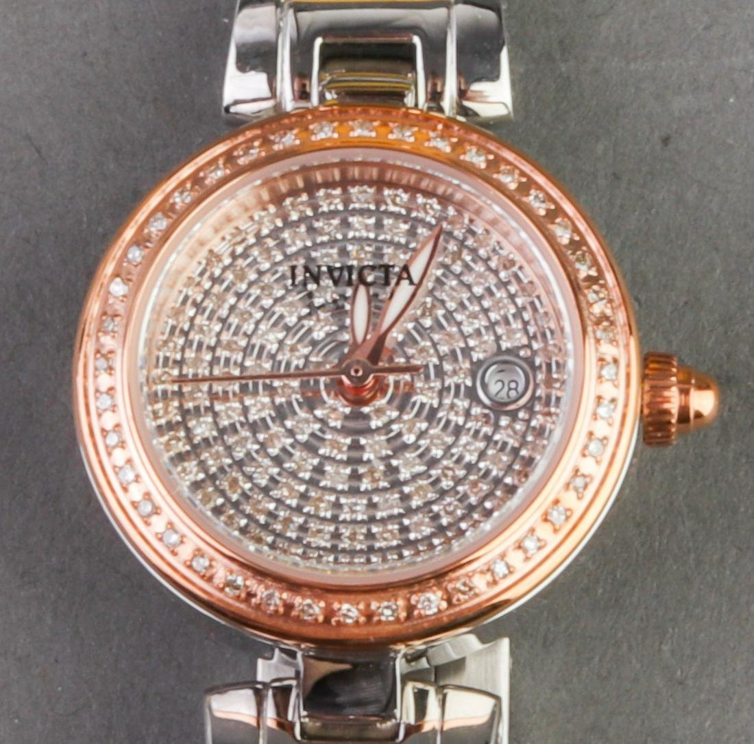 "Invicta ""Angel"" #15874 Diamond Watch"