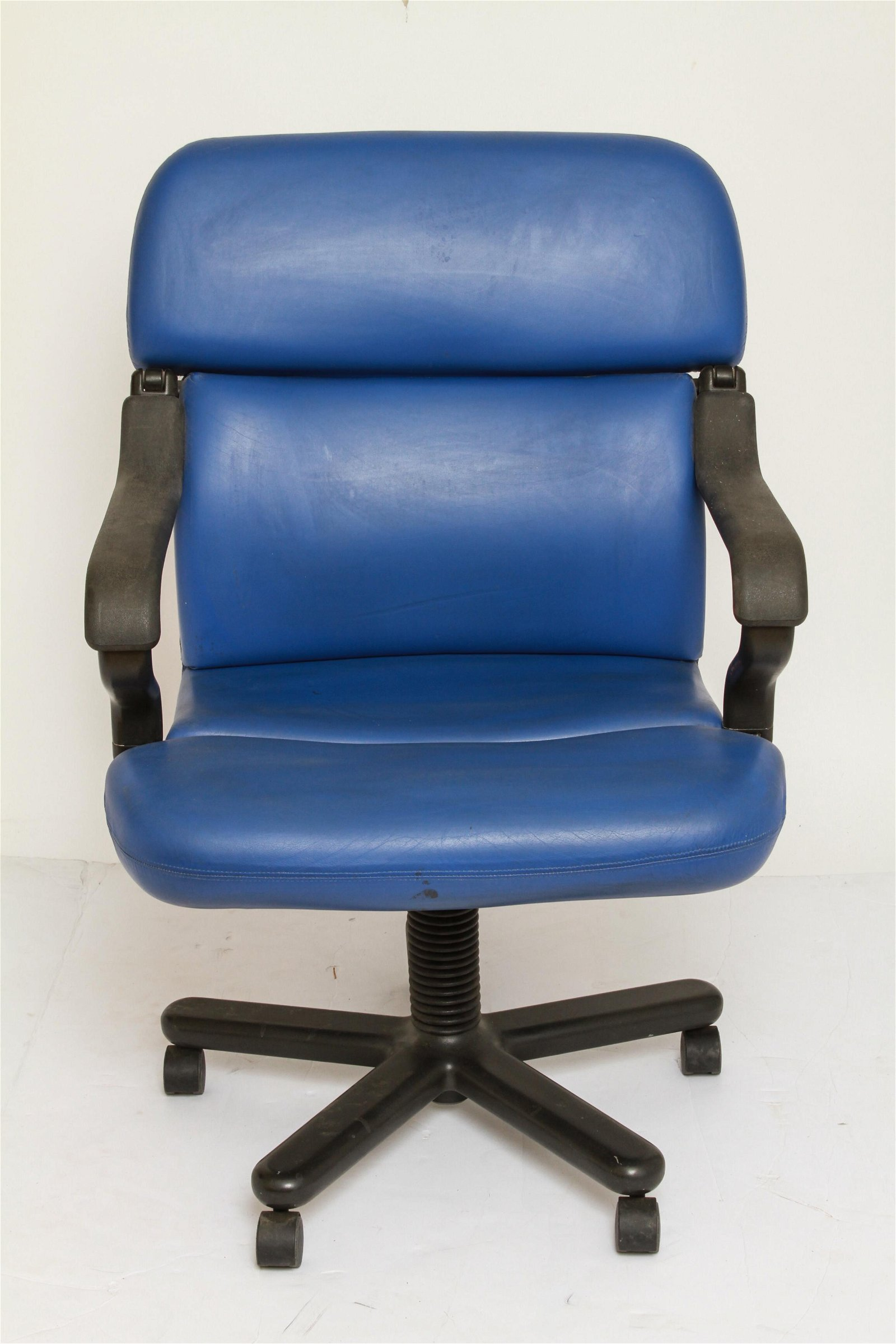Mid-Century Knoll Manner Executive Office Chair