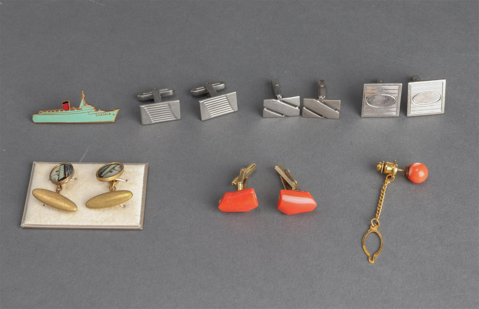 Group Of Vintage Jewelry, 6