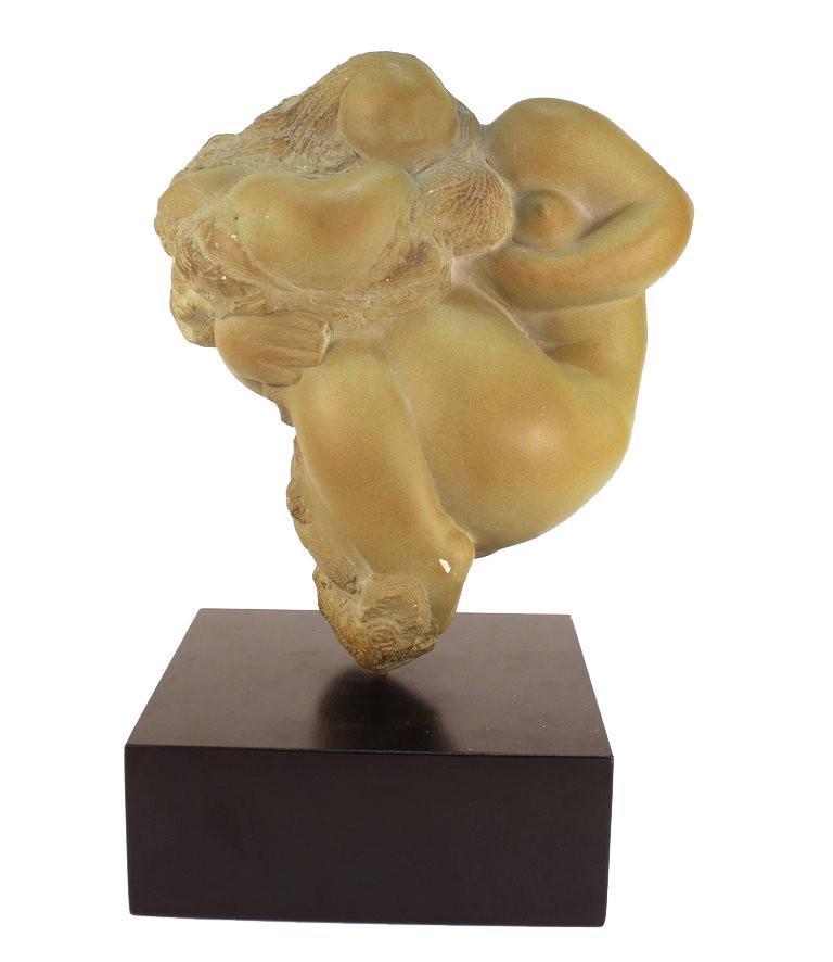 Mother & Child Sculpture Composite