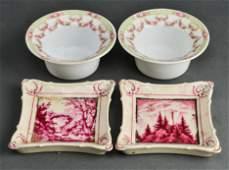 Rosenthal  Schwarzburg Porcelain Dishes 4