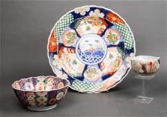 Japanese Signed Imari Bowls, 3