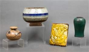 Misc MidCentury Art Pottery Vases  Tile 4