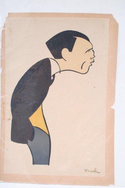342: Frueh Prints - Roland Young & Frances Starr - 2