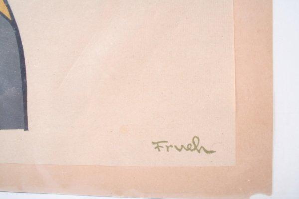 342: Frueh Prints - Roland Young & Frances Starr - 4
