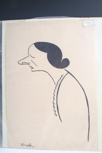 342: Frueh Prints - Roland Young & Frances Starr - 5