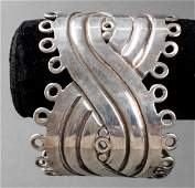 William Spratling Taxco Silver Bangle Bracelet