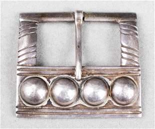 William Spratling Taxco Silver Belt Buckle