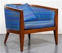 Erwin Lambeth John Stuart Mid-Century Modern Chair