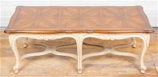 Auffray Attrib. Louis XV Style Coffee Table