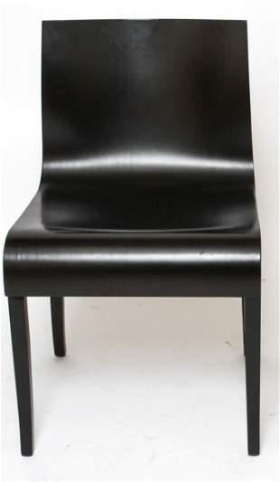 Bill Stephens for Knoll Manner Wood Side Chair