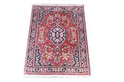 Persian Floral Rug / Mat 2' x 3'
