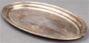 Gorham Sterling Silver Oblong Tray