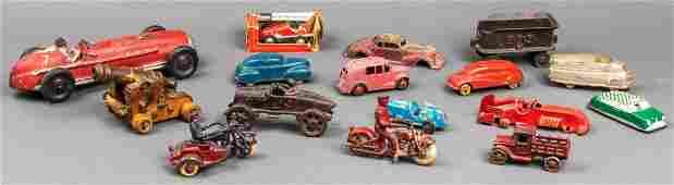 Schuco Toy Ferrari, Vintage & Antique Toy Cars, 16