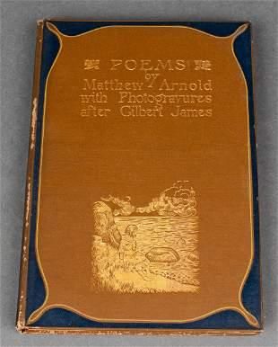 Matthew Arnold Poems, 1905