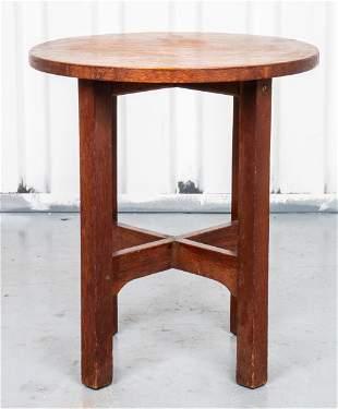 Stickley Craftsman Mission Oak Side Table