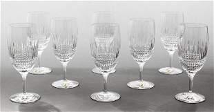 """Waterford """"Lismore Diamond"""" Stemmed Glasses, 8"""