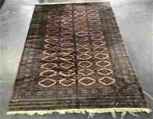 Bokhara Persian Rug, 9' x 6'