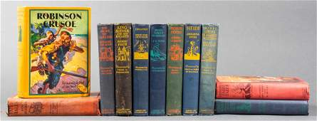 Group Of Books Classic Literature And Others, 11