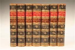 Life of Napoleon Volumes Scott 1834