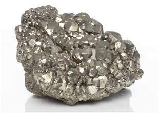 "Large Pyrite ""Fool's Gold"" Mineral Specimen"