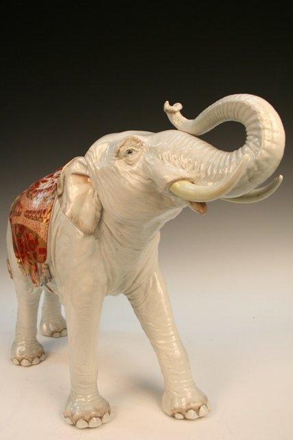 French Japanese-Style Elephant Samson 19th C.