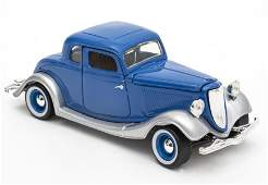 1934 Ford Coupe Die Cast Toy Car