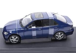 Lexus IS300 Model Car