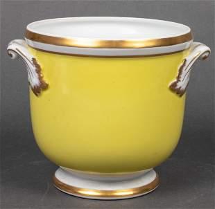 Vista Alegre For Mottahedeh Porcelain Cooler