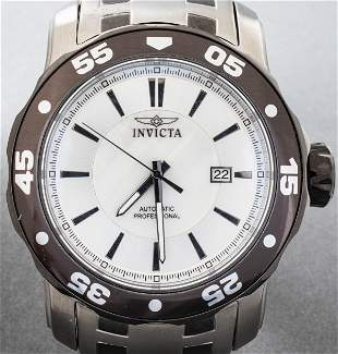 """Invicta """"Master of the Oceans"""" Watch, #16275"""