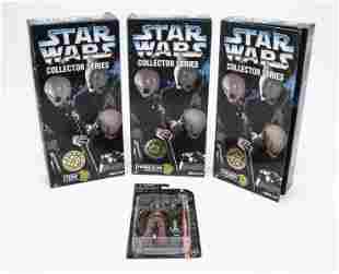 Star Wars Cantina Band & Merumeru Figures, 4 PCS.
