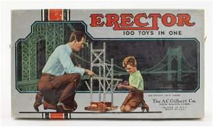 1951 A.C. Gilbert Erector Set