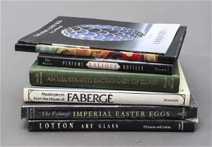 Group Of Books On Decorative Arts, 6