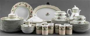 Wedgwood English Cottage Porcelain Service, 63