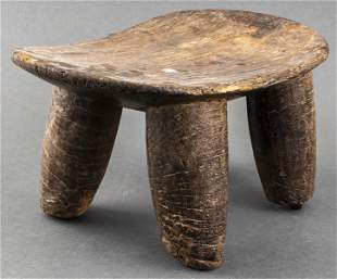 West African Senufo Wood Stool