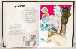 Sarai Sherman Portfolio of Lithographs, 1969