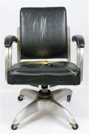 General Fireproofing Good Form Modern Armchair