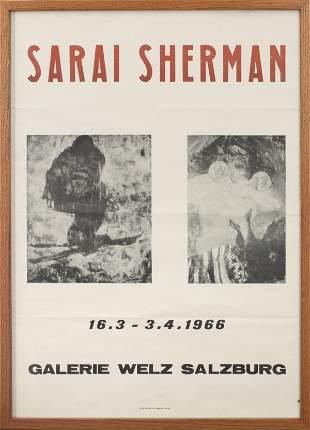 Sarai Sherman Mid Century Austrian Gallery Poster